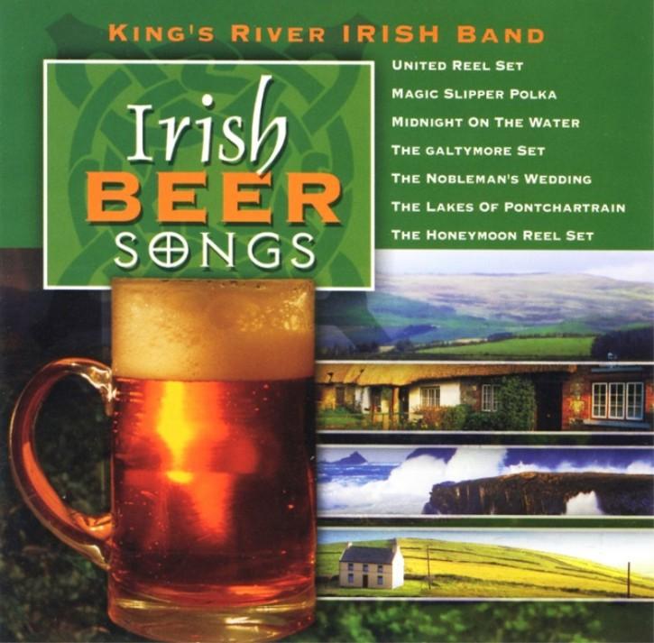 King's River Irish Band - Irish Beer Songs, CD