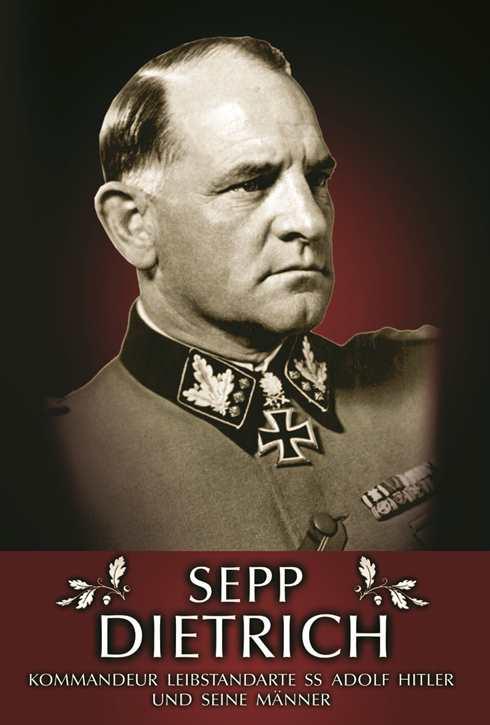 Sepp Dietrich - Kommandeur LSSAH und seine Männer