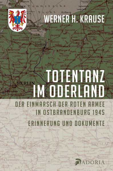 Krause, Werner H.: Totentanz im Oderland