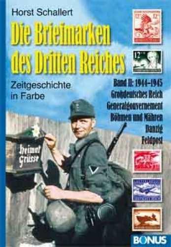 Schallert, H.: Die Briefmarken des Dritten Reiches