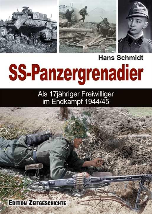 Schmidt, Hans: SS-Panzergrenadier
