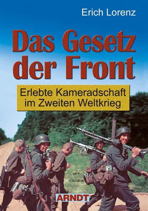 Lorenz, Erich: Das Gesetz der Front