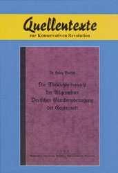 Bartsch, Heinz: Deutsche Glaubensbewegung