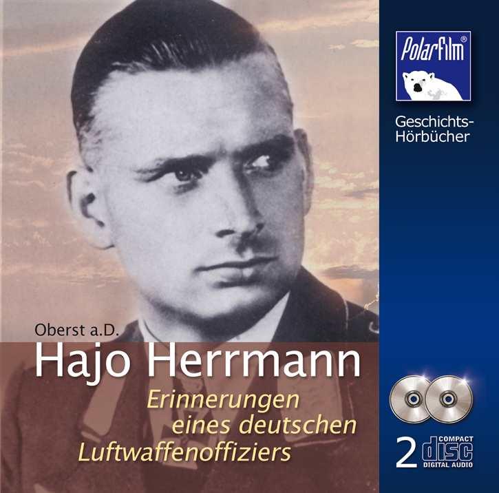 Hajo Herrmann - Erinnerungen, Hörbuch 2 CDs