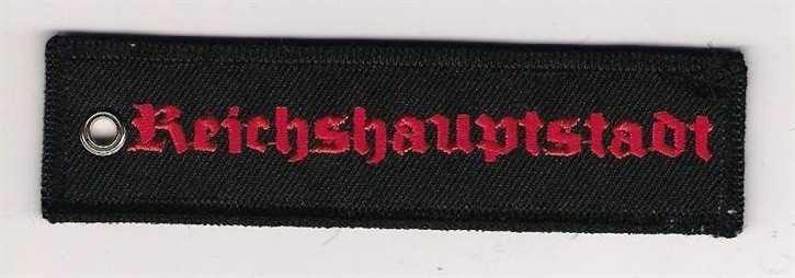 Schlüsselanhänger Reichshauptstadt