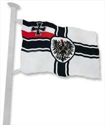 Bootsflagge Reichskriegsflagge