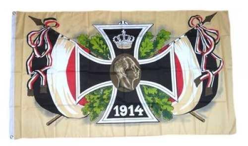 Fahne Eisernes Kreuz 1914