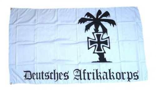 Fahne Deutsches Afrikakorps
