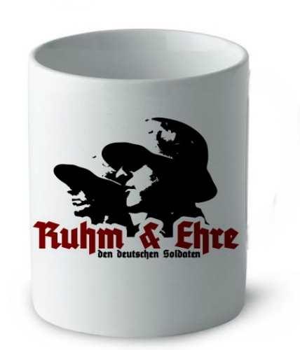 Tasse Ruhm & Ehre