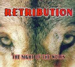 Retribution - The night of the wolfs, CD