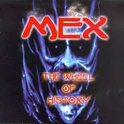 Mex - The wheel of history, CD
