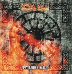 Rebel Hell - Fury, Faith & Hatred, CD