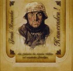 Frank Rennicke - Kameraden, CD
