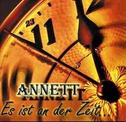 Annett - Es ist an der Zeit..., CD