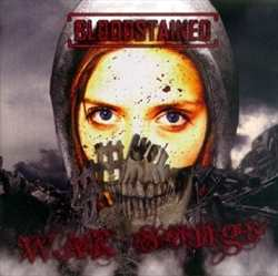 Bloodstained - WAR Songs, CD
