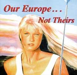 Kompilation - Our Europe not theirs, CD