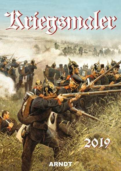 Kalender - Kriegsmaler 2019