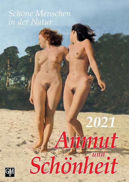 Kalender - Anmut und Schönheit 2021