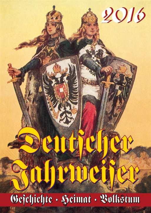 Kalender - Deutscher Jahrweiser 2016
