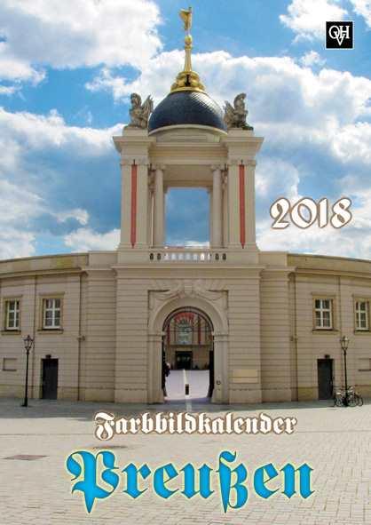 Kalender - Preußen 2018