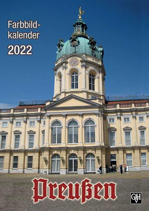 Kalender - Preußen 2022