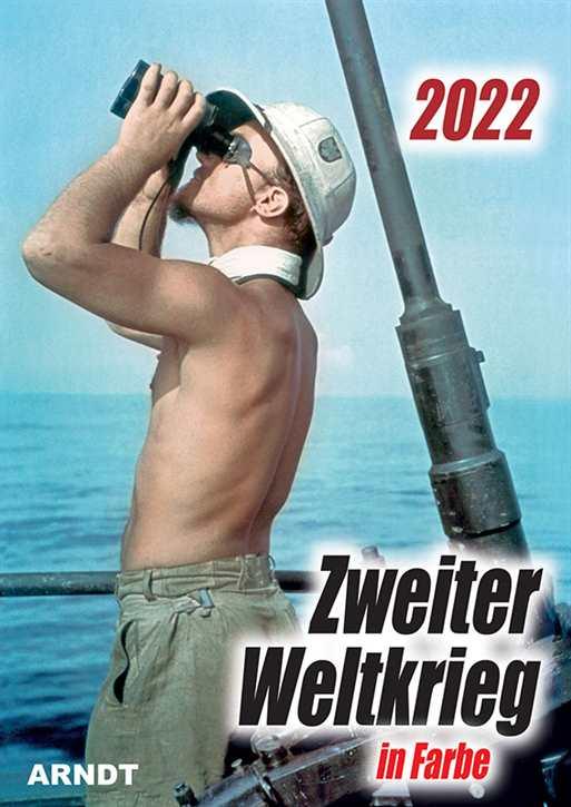 Kalender - Zweiter Weltkrieg in Farbe 2022
