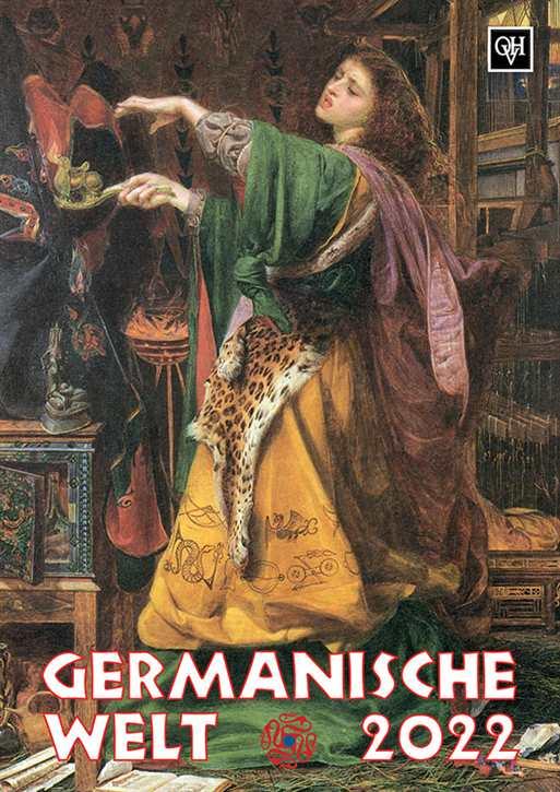 Kalender - Germanische Welt 2022