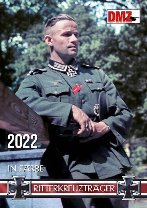 Kalender - Ritterkreuzträger in Farbe 2022
