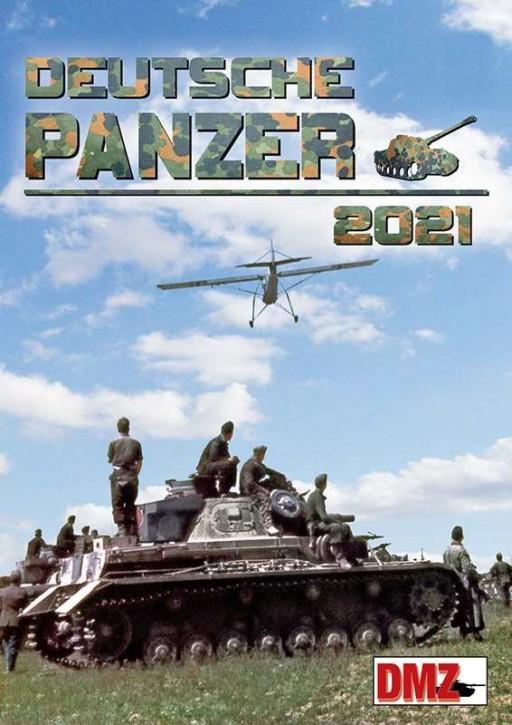 Kalender - Deutsche Panzer 2021