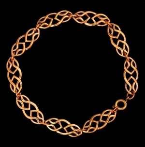 Keltische Armkette