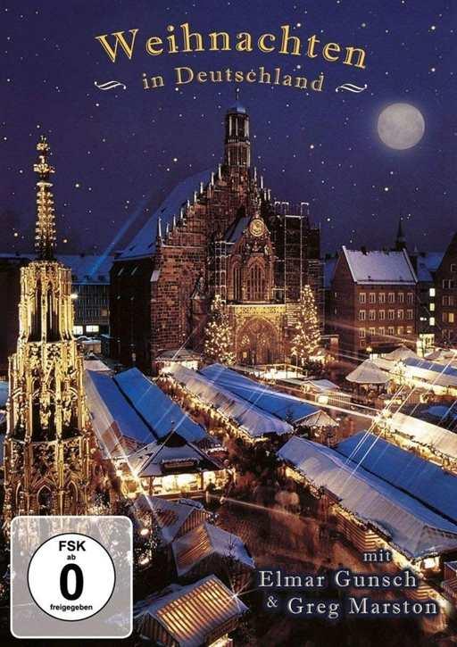 Weihnachten in Deutschland, DVD