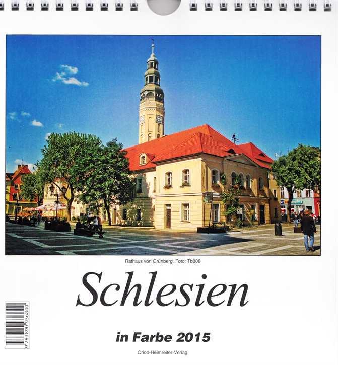 Kalender - Schlesien in Farbe 2015