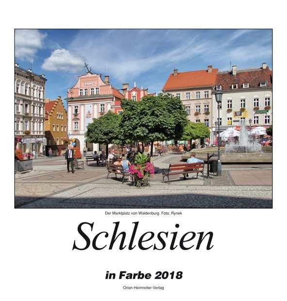 Kalender - Schlesien in Farbe 2018