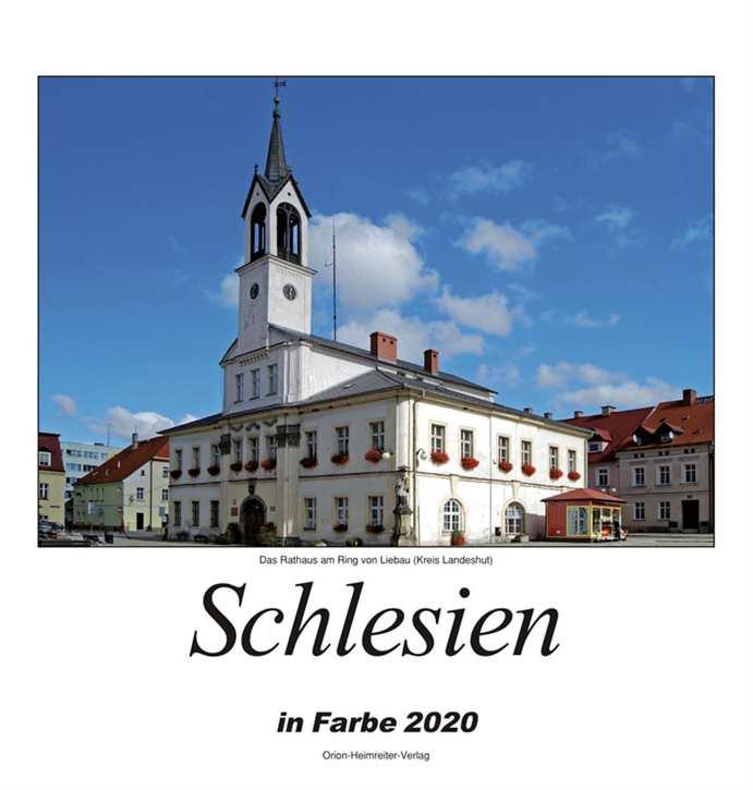 Kalender - Schlesien in Farbe 2020