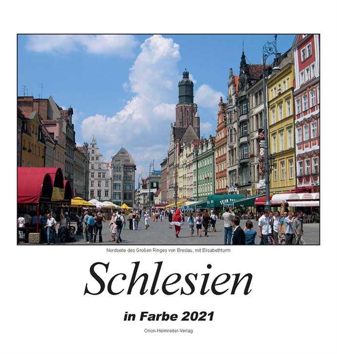 Kalender - Schlesien in Farbe 2021