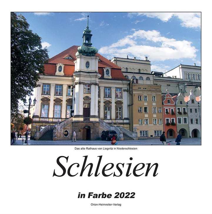 Kalender - Schlesien in Farbe 2022