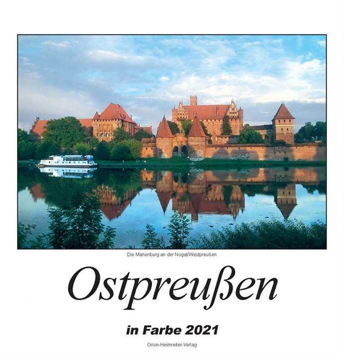 Kalender - Ostpreußen in Farbe 2021