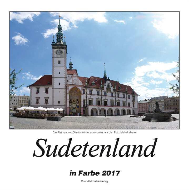 Kalender - Sudetenland in Farbe 2017