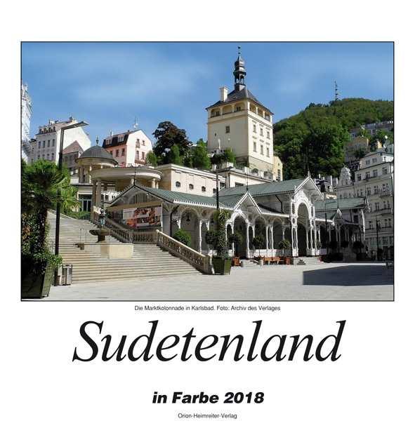 Kalender - Sudetenland in Farbe 2018