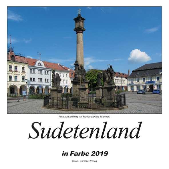 Kalender - Sudetenland in Farbe 2019