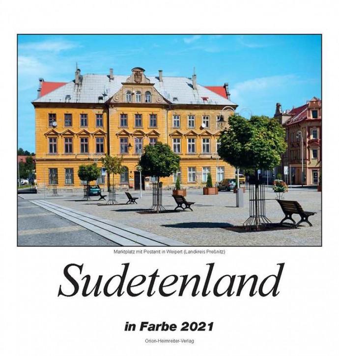 Kalender - Sudetenland in Farbe 2021
