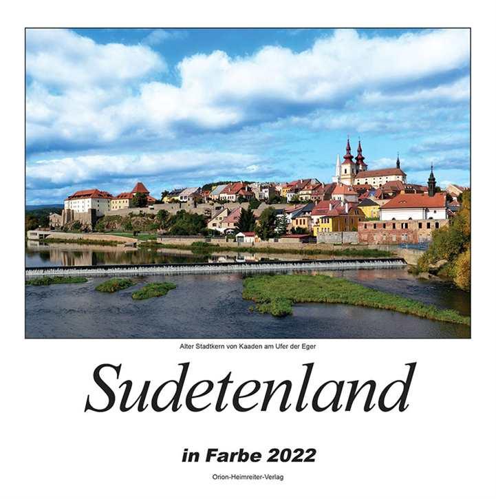 Kalender - Sudetenland in Farbe 2022