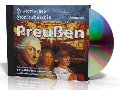 Preußen, Hörbuch CD