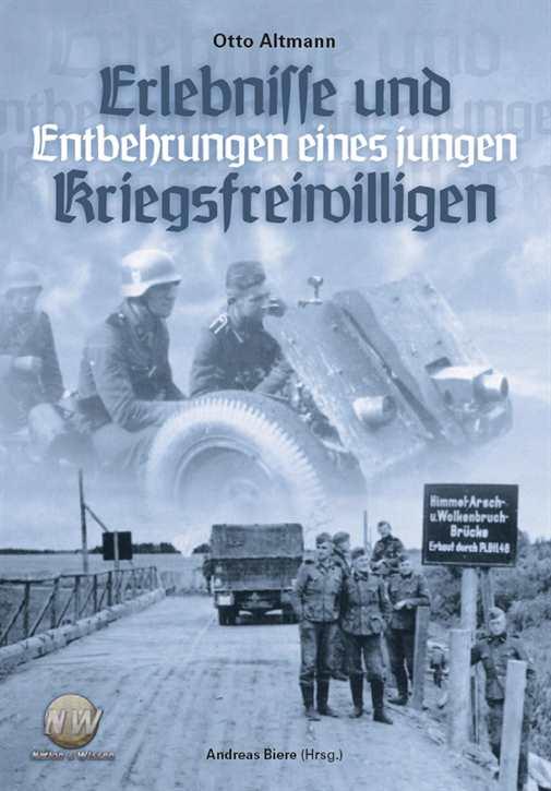 Altmann, Otto: Erlebnisse und Entbehrungen....