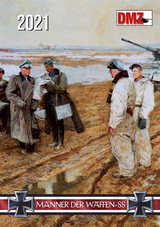 Kalender - Männer der Waffen-SS 2021