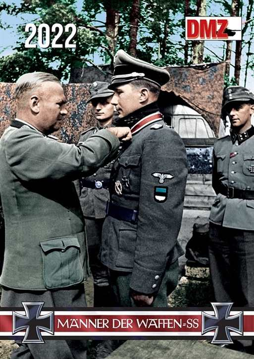 Kalender - Männer der Waffen-SS 2022