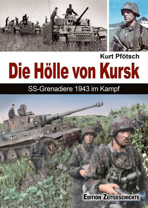 Pfötsch, Kurt: Die Hölle von Kursk