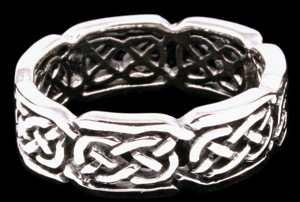 Ring Keltischer Knotenring
