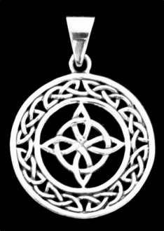 Anhänger Vier keltische Elemente