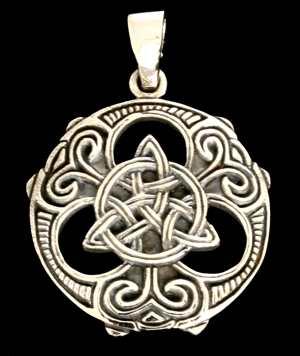 Anhänger Keltische Triade